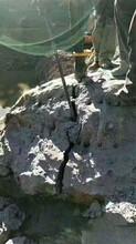 芜湖代替放炮破除坚硬石头的机器注意哪些细节图片