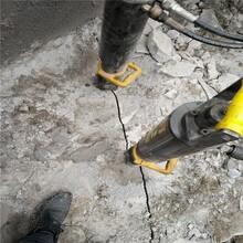 潍坊青石山撑裂机膨胀机循环使用图片