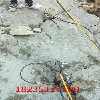 雅安钢筋混凝土桩头拆除机循环使用