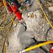 塔城地区矿场替代暴破破石头劈裂机