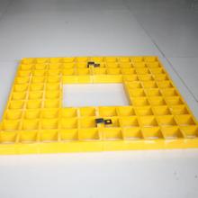 云南玻璃钢格栅板供应商图片
