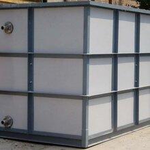 松原玻璃鋼儲水罐維修玻璃鋼熱水箱生產廠家圖片