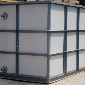 阿克苏组合水箱装配家用储水箱水管接法