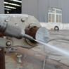水切割机小型水刀水刀切割机安全防爆冷切割小型水刀切油罐