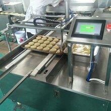 全自動數控綠豆餅刷油機月餅面包刷蛋機圖片