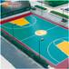 塑膠籃球場施工,塑膠跑道施工公司寶力體育包工包料