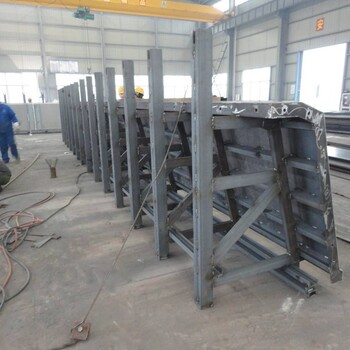 陆良县二手钢模板厂家直应