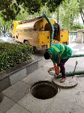 孝感市化粪池清理污水井清底