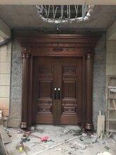 銅門銅樓梯廠家圖片