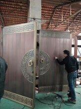 铜门十大品牌-防爆铸铝门厂家图片