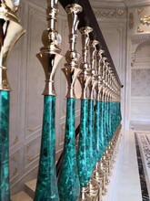 越南铜楼梯-桂林铝楼梯厂-南京楼梯厂_越南铜屏风厂图片