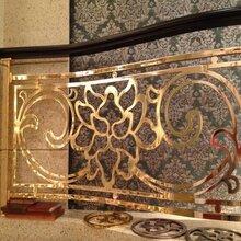 广东铜楼梯扶手―铜楼梯生产厂家图片