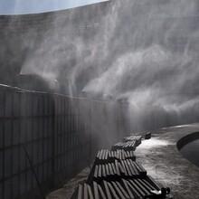 成都圍擋除塵噴霧/塔吊噴淋除塵系統安裝詳情介紹圖片