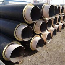 白银小区供暖保温钢管%图片