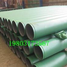 洛阳矿用涂塑复合钢管价格厂家DN型号推荐图片