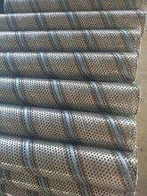 厂家生产螺旋管镀锌冲孔管管径圆度高美观耐用图片