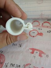 绝缘线缆护套管开口式硅胶护套管硅胶管图片
