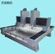 济南艺俊YS-2独立双头数控雕刻机雕刻机生产厂家