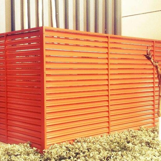 海寧空調外機罩保護罩空調出風口廠家
