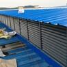 嘉善防雨百葉窗定做鋅鋼/鋁合金通風百葉窗制作