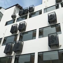 湖州南潯空調外機保護罩定做鋁合金通風百葉窗電動百葉窗制作
