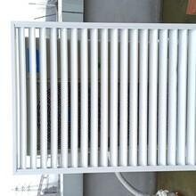 無錫梁溪鋁合金百葉窗空調護欄廠家可上門安裝