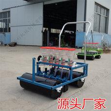手推式蔬菜播种机,蔬菜播种机精播 手推,上海青精播机,油菜精播机