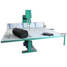 气泡膜分切机气泡卷分切机蜂窝纸瓦楞纸板直切机横竖切条切块设备图片