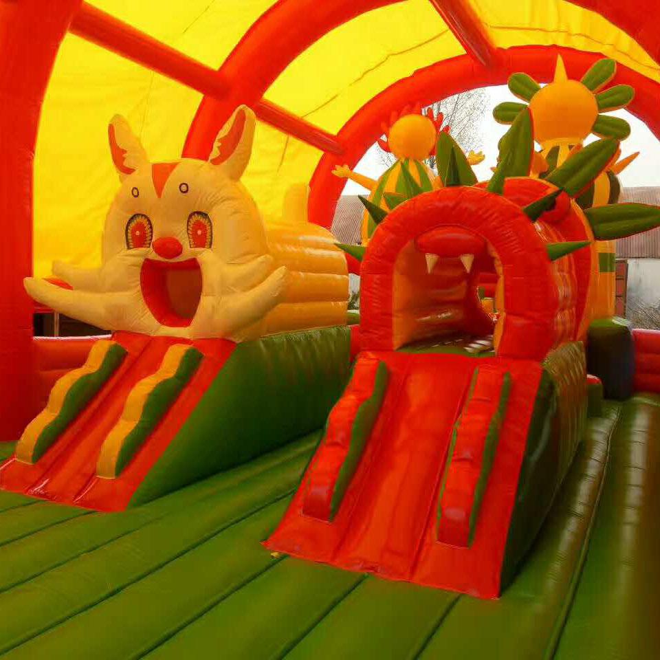 亲子运动会游戏项目小学生儿童运动器材:青蛙骑士、羊角球道具