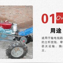 手扶拖拉機山地小型耕地機手扶拖拉機旋耕機圖片