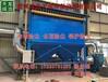 移動式單機脈沖布袋式除塵器拋光打磨環保設備水泥鍋爐木工集塵器