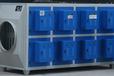 工業油煙凈化器低溫等離子廢氣處理設備顆粒造粒廢氣處理設備