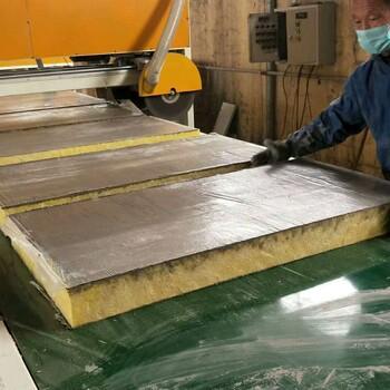 内蒙岩棉砂浆复合板设备厂家与大型机制岩棉保温板生产线技术标准