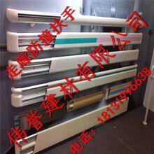 厂家批发140型楼梯走廊PVC扶手医院无障碍扶手环保安全PVC扶手图片