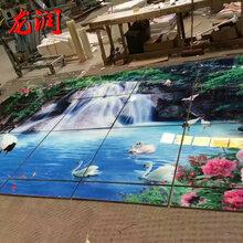 装饰建材亚克力彩印机pvc竹木纤维板打印机