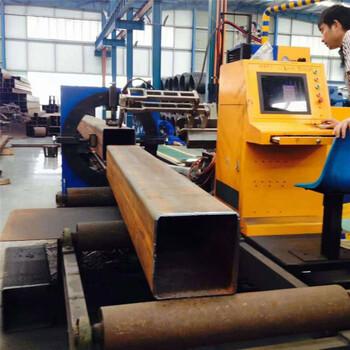 凯斯锐生产的_数控方管相贯线切割机_产品特点及优势