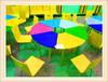 团体活动室桌椅配置