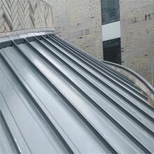 定寬訂長鋁鎂錳矮立雙鎖邊32-410/32-310系金屬屋面系統圖片