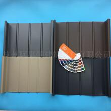 供應杭州鋁鎂錳金屬屋面板奧體場館65-400鋁鎂錳屋面板圖片