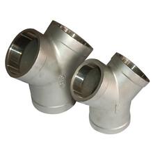 工业管件不锈钢管件,三通异径管,金属管道配件一站式服务图片