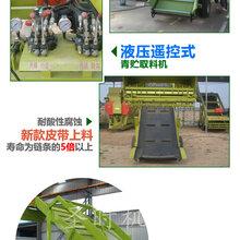 9ST-5小型青贮取料机全自动青贮取料机圣时青贮取料机厂家图片
