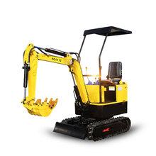出售小型挖掘機圣時10型履帶式挖掘機圖片
