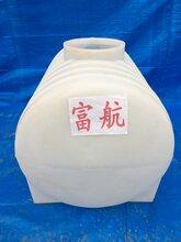 1吨耐酸塑料桶1立方PE塑料储罐1吨圆口塑料水缸1吨道路喷除尘罐