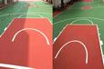 深圳夏阳丙烯酸材料厂家质量保证承接丙烯酸球场项目施工