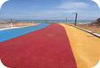 承?#30001;?#22323;马拉松彩色防滑路面施工/彩色路面防滑材料与陶瓷颗粒结合