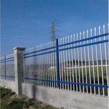 热镀锌院墙护栏&篱笆墙锌钢围墙护栏&专业定制铁艺护栏图片