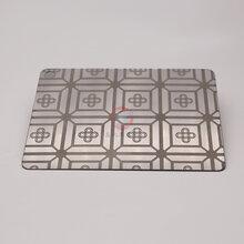 高比不锈钢镜面蚀刻装饰板供应商304蚀刻镜面不锈钢板价格