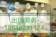 正規出國勞務廚師普工男女不限0風險