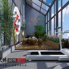 银川办公室装修设计请您欣赏金昱元办公楼阳光房施工案例