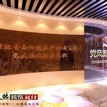 银川展厅装修设计镹臻装饰,有寓意的设计才是室内空间的精髓
